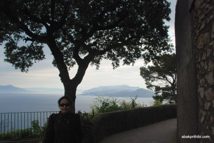 View from Villa San Michele, Anacapri, Italy (6)