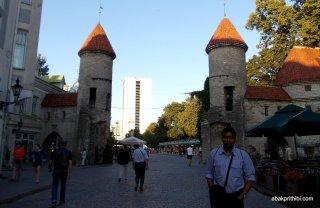 Viru Gate, Tallinn, Estonia (1)