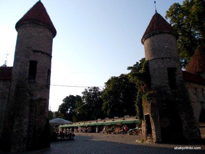 Viru Gate, Tallinn, Estonia (2)