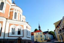 Alexander Nevsky Cathedral, Tallinn Old Town, Estonia (2)