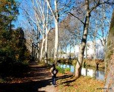 Canal du Midi, Southern France (2)