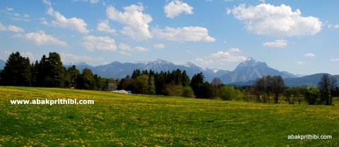 Natural beauty of Bavaria, Germany (1)