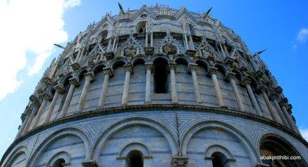 Pisa Baptistry, Pisa, Italy (1)