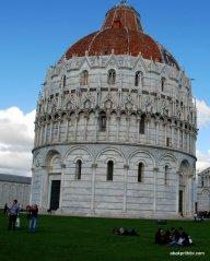 Pisa Baptistry, Pisa, Italy (2)