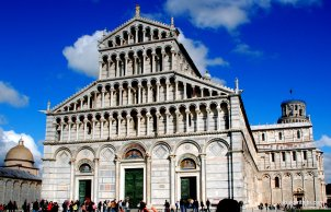 Pisa Cathedral, Italy (3)