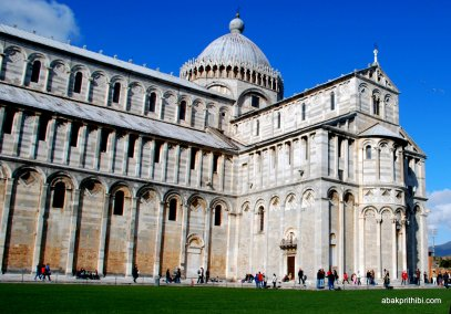 Pisa Cathedral, Italy (9)