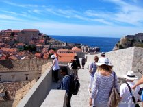 Walls of Dubrovnik, Croatia (1)