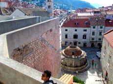 Walls of Dubrovnik, Croatia (4)
