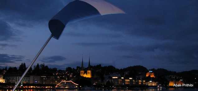 A Swiss Evening , Lucerne, Switzerland (2)