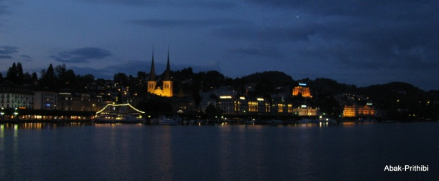 A Swiss Evening , Lucerne, Switzerland (3)