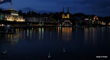 A Swiss Evening , Lucerne, Switzerland (4)
