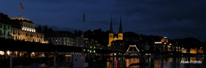 A Swiss Evening , Lucerne, Switzerland (6)