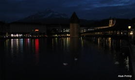 A Swiss Evening , Lucerne, Switzerland (7)