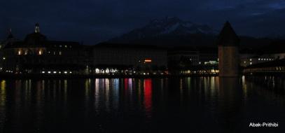 A Swiss Evening , Lucerne, Switzerland (8)
