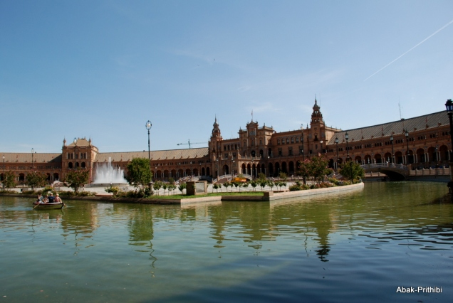 Maria Luisa Park, Seville, Spain (2)