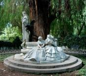 Monument dedicated to Bécquer, Maria Luisa Park, Seville, Spain (8)