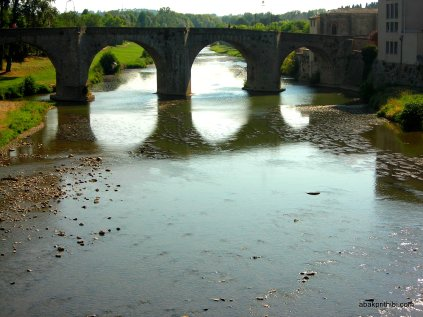 The Aude River, Southern France (2)