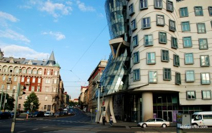 The Dancing House, Prague, Czech Republic (1)