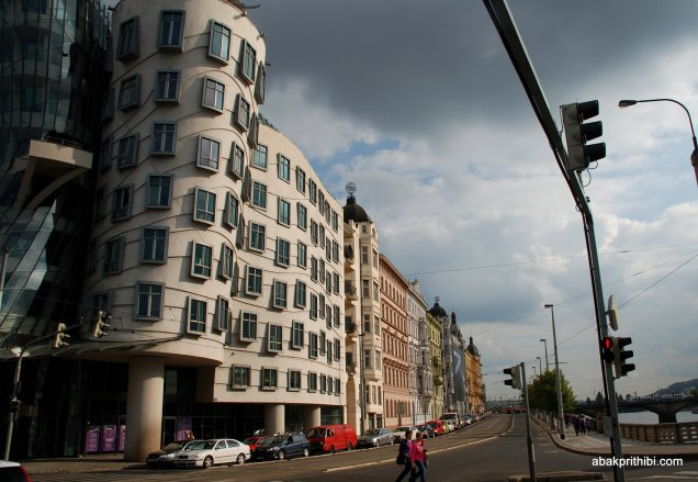 The Dancing House, Prague, Czech Republic (2)