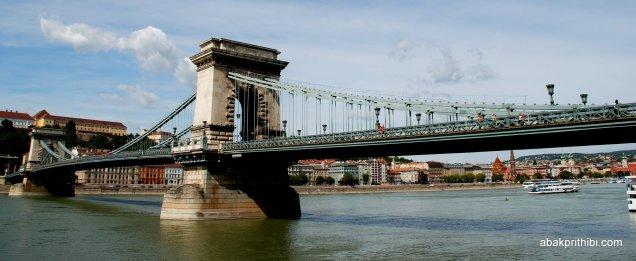 the Danube in Budapest (1)