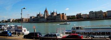 the Danube in Budapest (2)