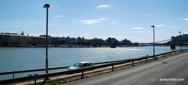 the Danube in Budapest (3)