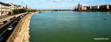 the Danube in Budapest (4)
