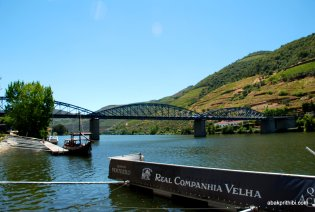 The Douro river, Portugal (1)