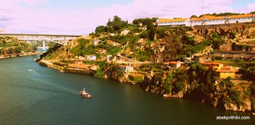 The Douro river, Portugal (3)