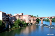 The Tarn river , France (1)