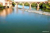 The Tarn river , France (2)