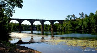 The Tarn river , France (3)