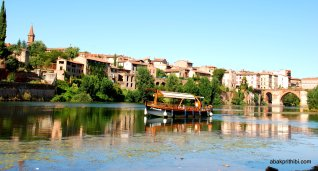 The Tarn river , France (4)