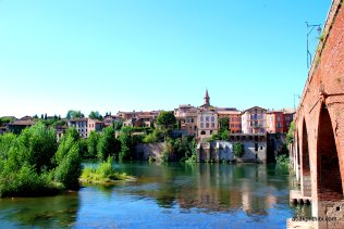 The Tarn river , France (6)