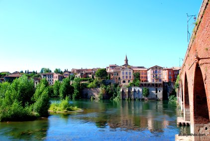 The Tarn river , France (6)