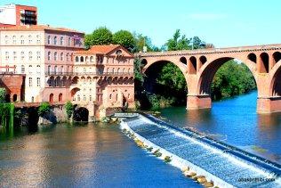 The Tarn river , France (8)
