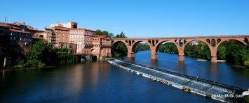 The Tarn river , France (9)