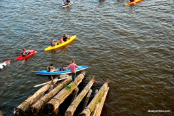 The Vltava river, Czech Republic (1)