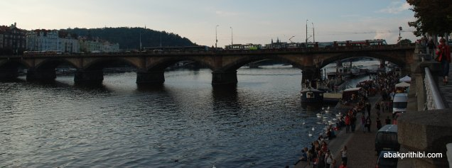 The Vltava river, Czech Republic (13)