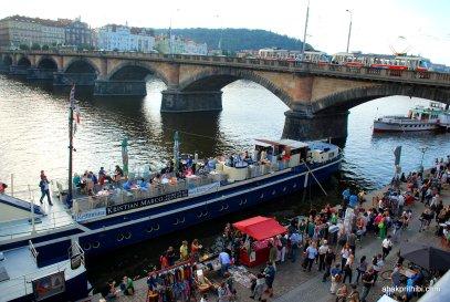 The Vltava river, Czech Republic (16)