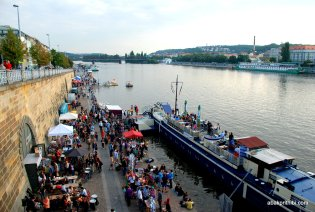 The Vltava river, Czech Republic (19)