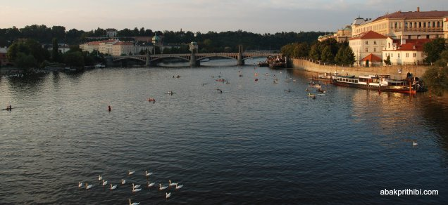 The Vltava river, Czech Republic (22)
