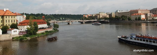The Vltava river, Czech Republic (3)