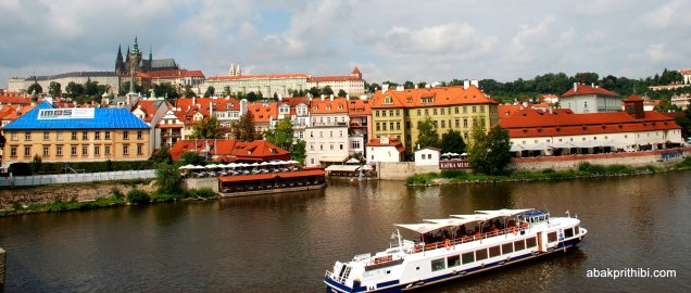 The Vltava river, Czech Republic (4)