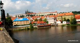 The Vltava river, Czech Republic (5)