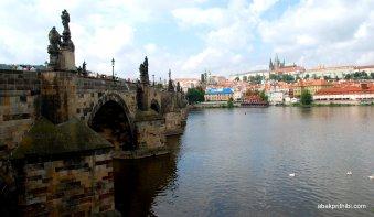 The Vltava river, Czech Republic (6)