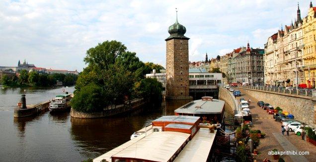 The Vltava river, Czech Republic (8)