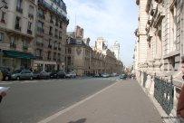 Rue Saint-Jacques and the Sorbonne University of Paris, France (2)