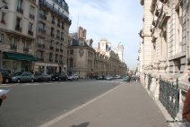 Rue Saint-Jacques and the Sorbonne University of Paris, France (2)