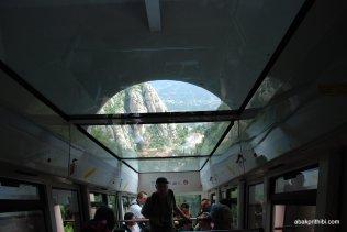 Sant Joan Funicular, Montserrat, Spain (1)
